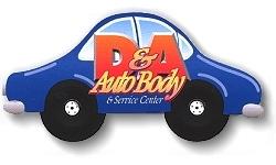 D & A Auto Body